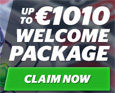 Maximise your deposit by 125% up to €300 It's the perfect way to make your mark! Step inside 10Bet Casino today and use your Welcome Package to explore and enjoy […]